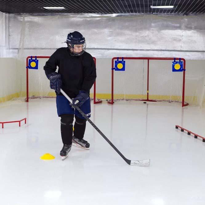 Тренажеры для хоккея своими руками