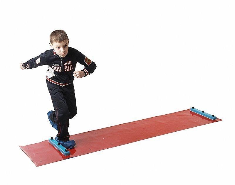 для тренажер для техники катания на коньках обеспечивает высокий